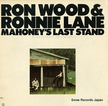 WOOD, RON & RONNIE LANE mahoney's last stand