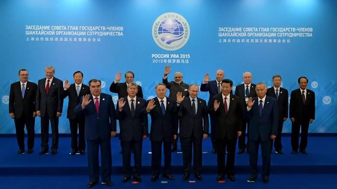 What is (SCO) shanghai cooperation organization UPSC?