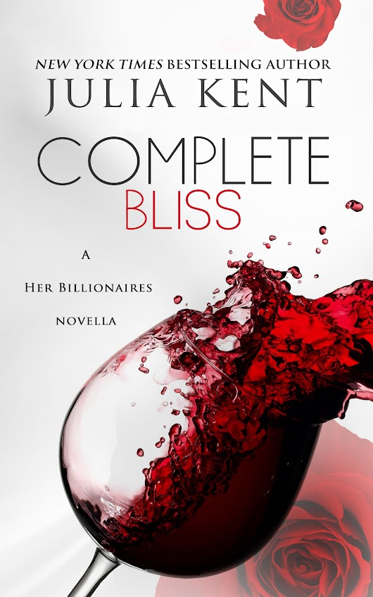 Pre-order COMPLETE BLISS now for Tuesday, 9/23!