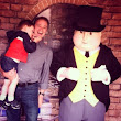 """Father's Day with Thomas the Tank Engine""  OR  ""Sir Topham Hatt is very cross with you"""