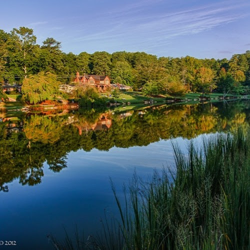 Lake Avondale - A Beautiful Day by David Mitchell 10