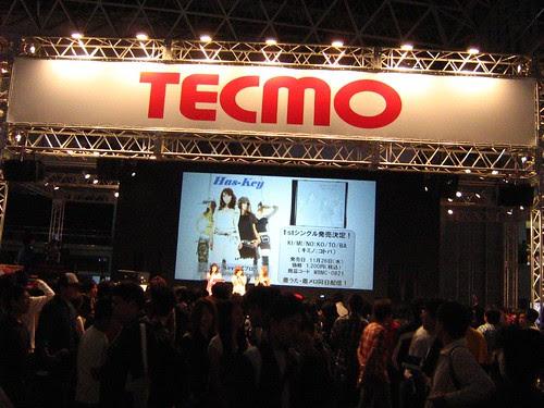 Performance at Tecmo