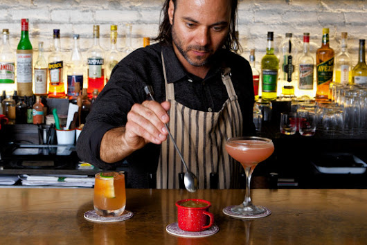 Mixed Drinks on Tap: Faster Manhattans, Negronis and More