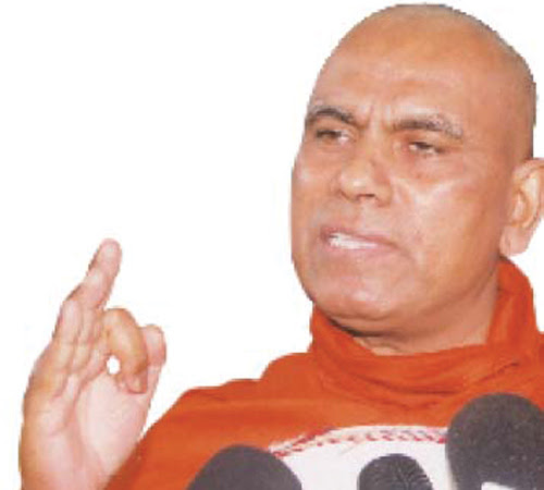 Ven. Omalpe Sobhitha asks for legal action