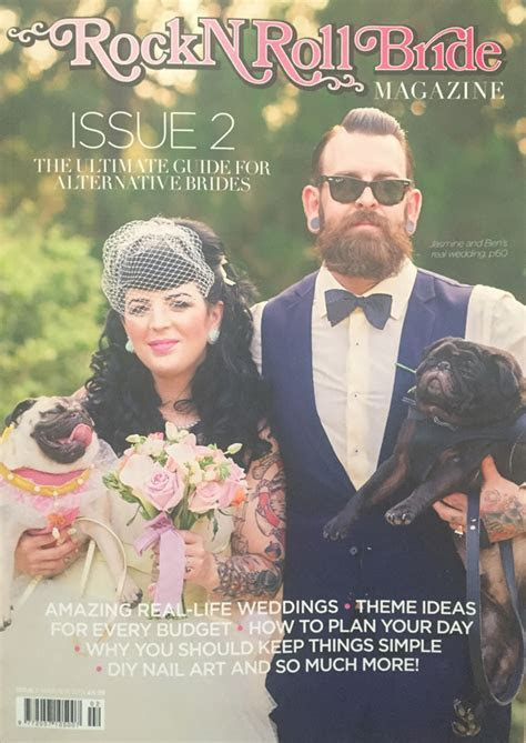 Our Wedding Decorations Featured In The Press   UK Wedding