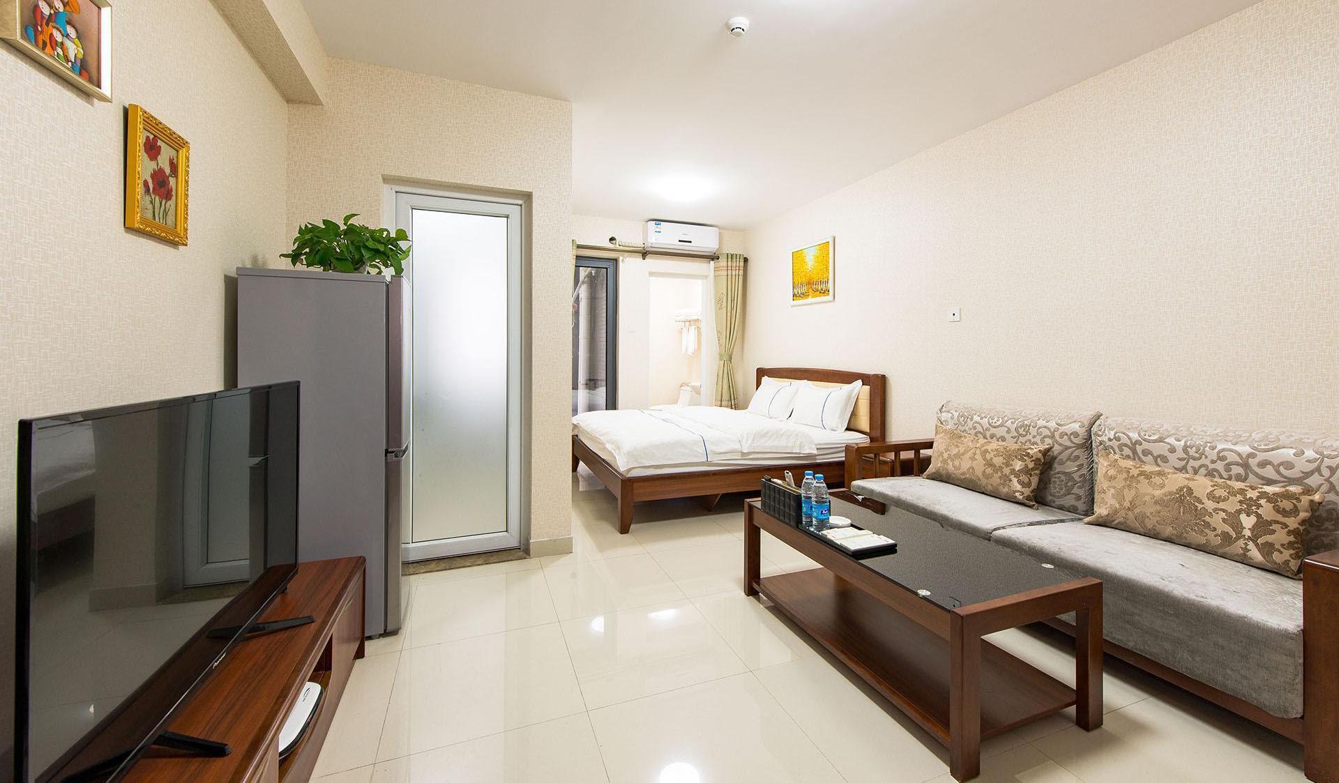 hotel near Shenzhen QUANJING Luxurious Double Apt