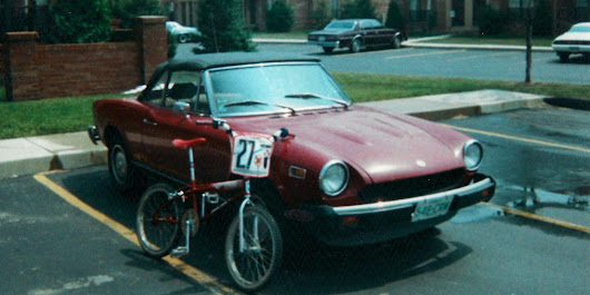 How the Original Fiat 124 Spider Helped Shape My Youth