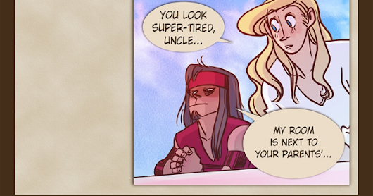 The Pirate Balthasar :: Zizak and Pearlie - page 122 | Tapas