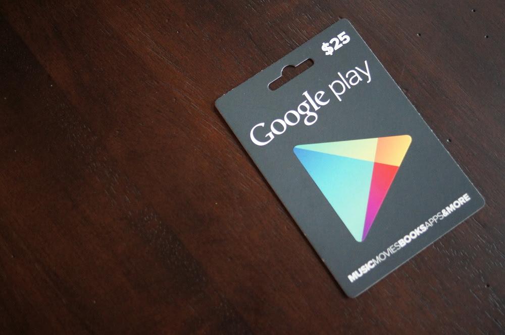 google play gift card3 قوقل تختبر إمكانية تجربة التطبيق قبل تحميله أو شرائه