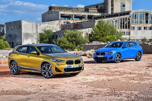 2018 BMW X2 pricing and specifications announced - ForceGT.com