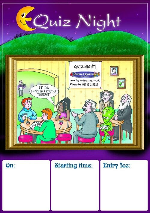 1000+ images about Quiz Night on Pinterest | Flyers, Trivia and Quizes