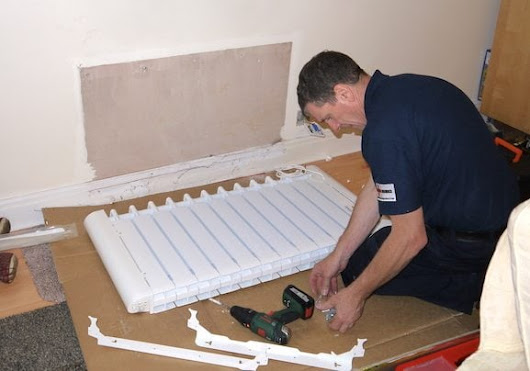 electric heating in social housing