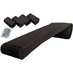 "Caliber Black 23056-bk Bunk Wrap Kit-2""x 6""x 24'"