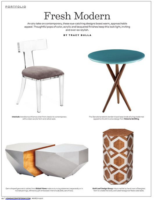 Accent Furniture portfolio | Home Accents Today