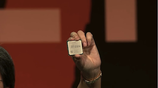 AMD Ryzen 7 CPUs Unveiled — Beats Intel's Performance And Costs Half The Price