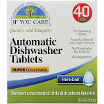 If You Care Automatic Dishwasher Tabs - 40 Count -