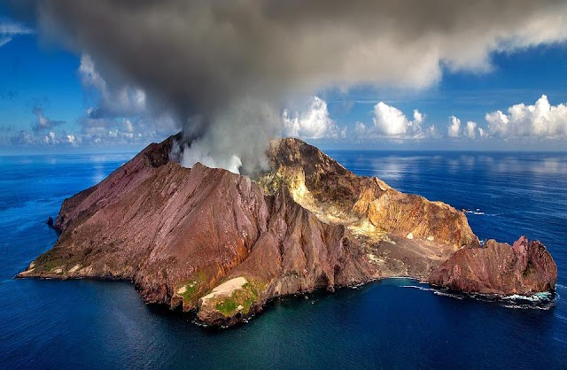 Volcano. How & why Volcano Erupts? All about Volcano.
