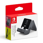 Nintendo Switch Adjustable Charging Stand, Black
