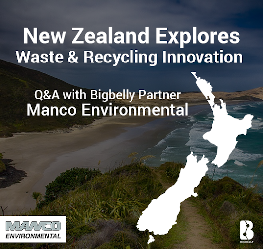 New Zealand Explores Waste and Recycling Innovation