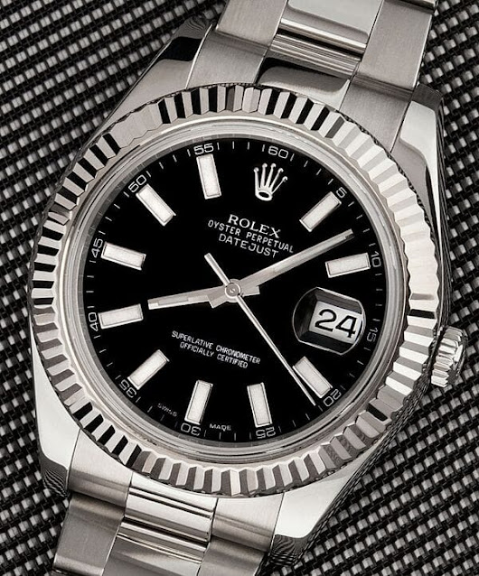 What's in a Name? The Rolex Oyster Perpetual Datejust