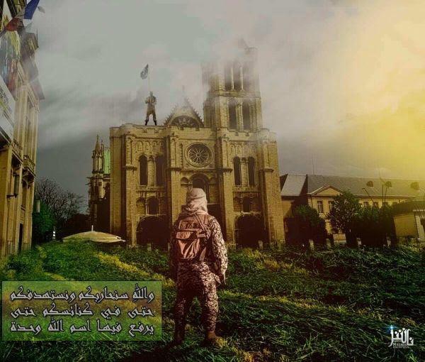 EI attentat Rouen