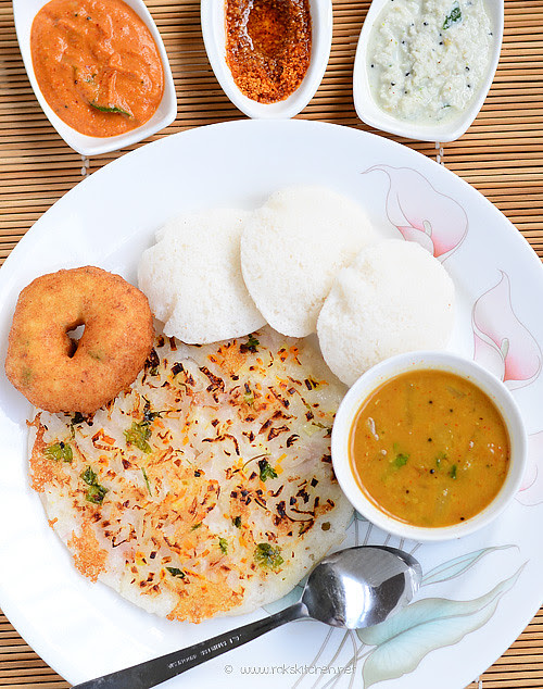 south-Indian-breakfast