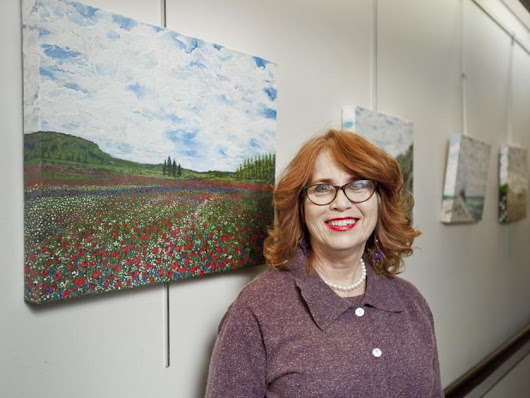 Art galleries at Baptist help patients and families | The Arts |