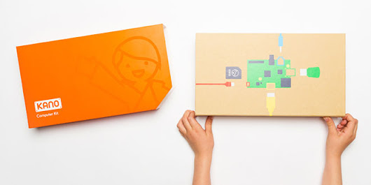 On Sale at Last: Kano, the Charming Kit for Building Your Own Computer | WIRED