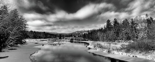 Winter Clouds by David Patterson
