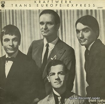 KRAFTWERK trans europe exress
