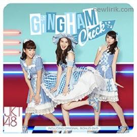 Lirik JKT48 - Gingham Check