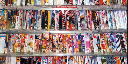 How The Magazine Cover Is Surviving -- And Thriving -- In The Digital Revolution