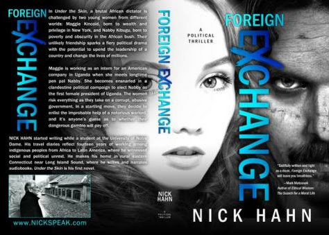 Foreign Exchange by Nick Hahn, due 2016