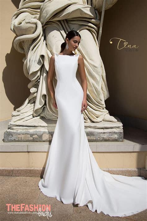 Tina Valerdi 2017 Spring Bridal Collection   The FashionBrides