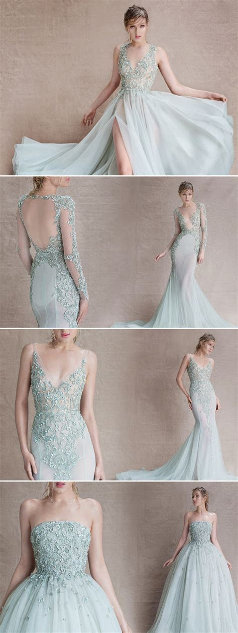 The 7 Wedding Dress Trends for Spring/Summer 2016   Tulle