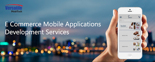 Best e-commerce Mobile Applications Development Services in London