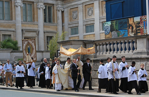 Oxford Corpus Christi Procession 2009