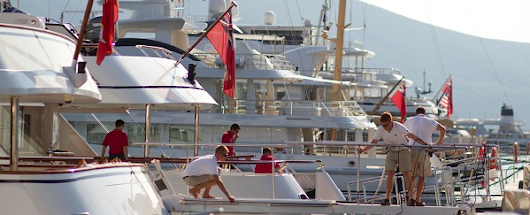 New Courses for Superyacht Crew Training