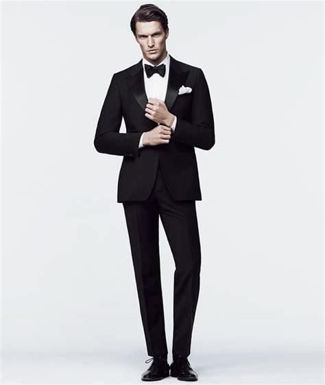 men  dress   black tie