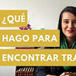 Como ENCONTRAR TRABAJO!!! - YouTube
