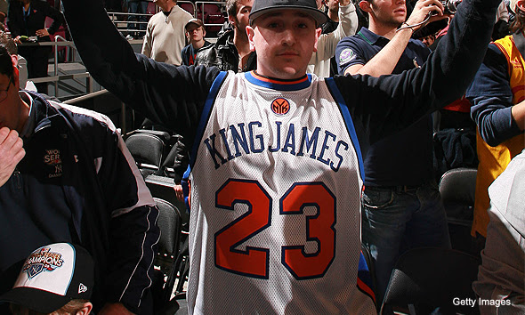 Zac Efron Buzz: lebron james knicks jerseyLebron James Knicks Uniform