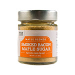 TBJ Gourmet MBS2 2.3 oz Maple Sugar Smoked Bacon - Pack of 3
