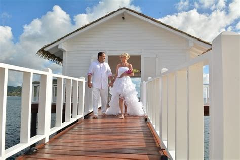Sandals La Grande St Lucia Wedding   Sneak Peek