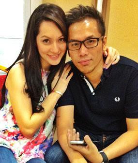 Nadia Annuar, Pacar Baru Sammy Simorangkir