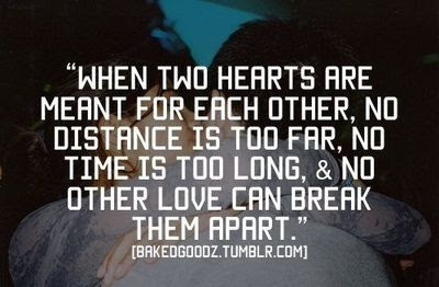 When Two Hearts Are Meant For Each Other Inspiring Quotes And