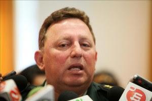 El comandante en jefe del Ejército de Nicaragua, General de Ejército Julio César Avilés Castillo, en Managua (Nicaragua).EFE