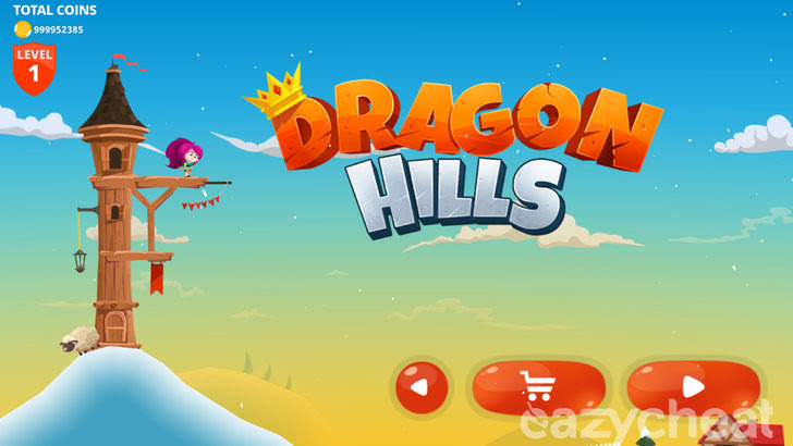 Dragon Hills v1.2.3 Cheats
