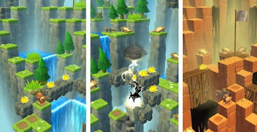 Zynga launches Mountain Goat Mountain, its latest game in its climb into mobile