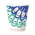 Dixie Wildflower Paper Cold Cup, 5 oz - 450 count