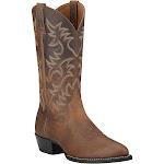 Ariat Men's Heritage Western R Toe Boots